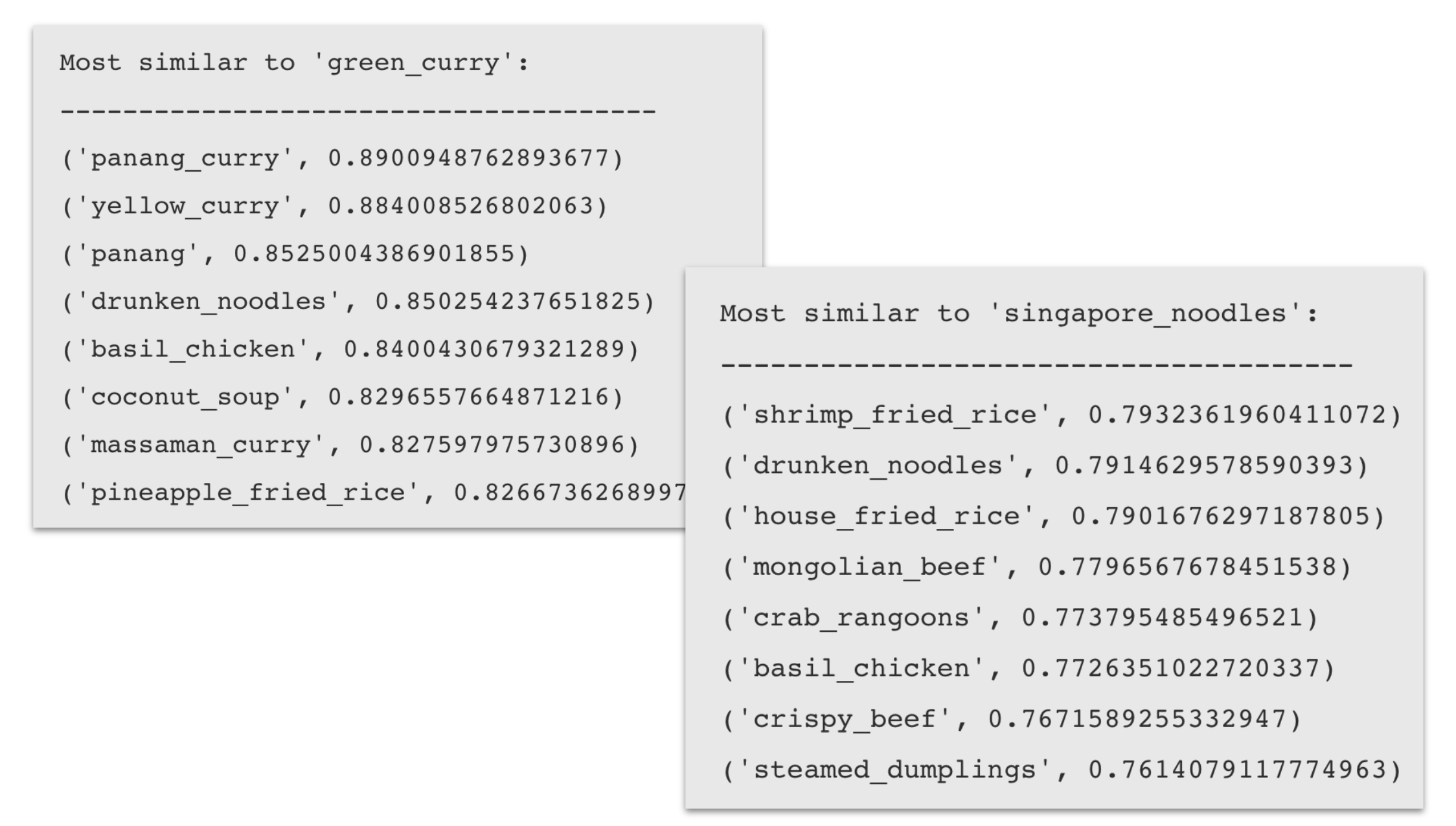 How to incorporate phrases into Word2Vec – a text mining approach